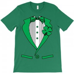irish-suit T-Shirt   Artistshot