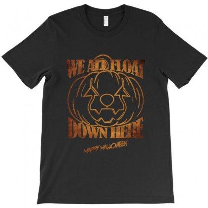 Float Down (f140) T-shirt Designed By Newgen