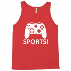 sports video games Tank Top | Artistshot