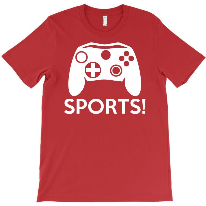 Sports Video Games T-shirt | Artistshot