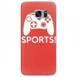 sports video games Samsung Galaxy S7 Edge Case | Artistshot