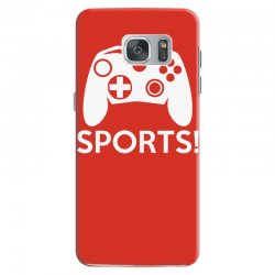 sports video games Samsung Galaxy S7 Case | Artistshot