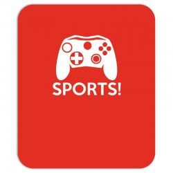 sports video games Mousepad | Artistshot