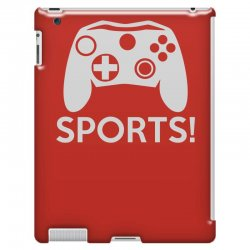 sports video games iPad 3 and 4 Case | Artistshot