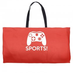 sports video games Weekender Totes | Artistshot