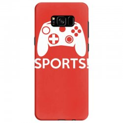 sports video games Samsung Galaxy S8 Case | Artistshot