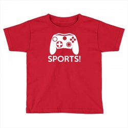 sports video games Toddler T-shirt | Artistshot