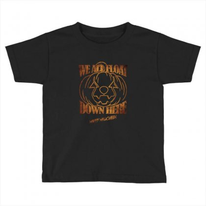 Float Down (f140) Toddler T-shirt Designed By Newgen