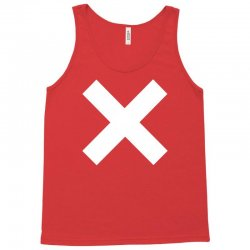 cross logo Tank Top | Artistshot