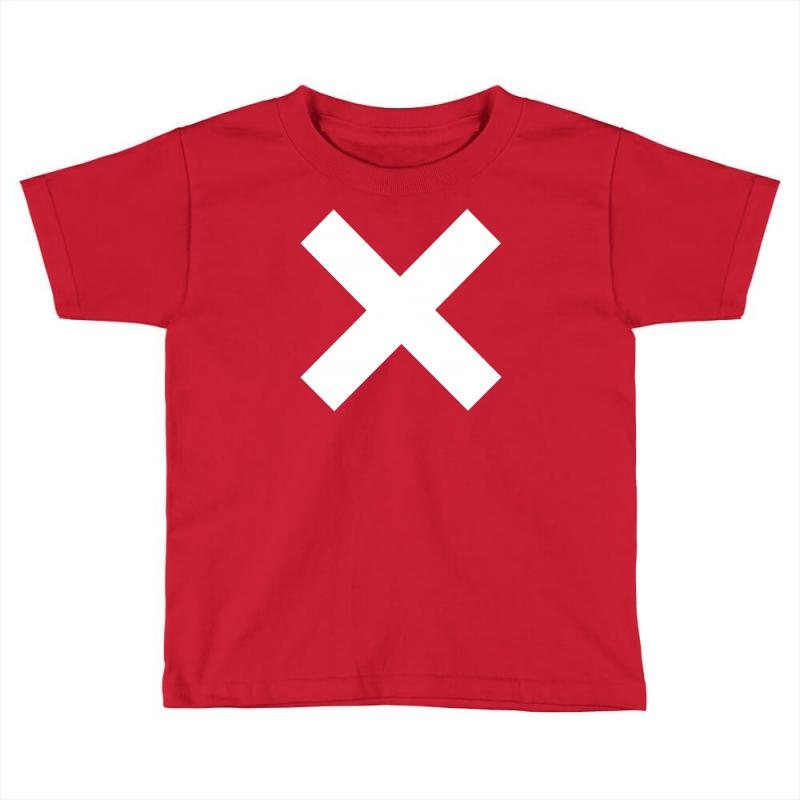 Cross Logo Toddler T-shirt | Artistshot
