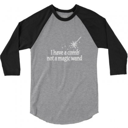 Magic Wand Rhinestone 3/4 Sleeve Shirt Designed By Rita