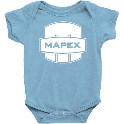 Mapex Logo Baby Bodysuit