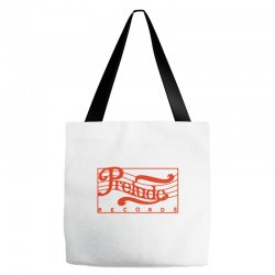 prelude records Tote Bags | Artistshot