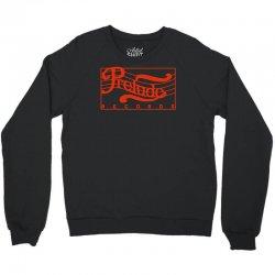 prelude records Crewneck Sweatshirt | Artistshot