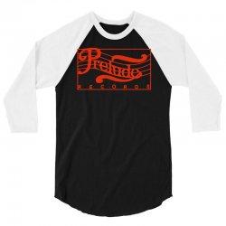 prelude records 3/4 Sleeve Shirt | Artistshot