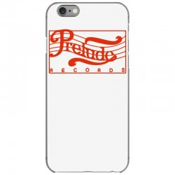 prelude records iPhone 6/6s Case | Artistshot