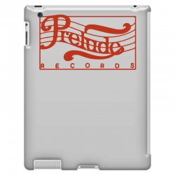 prelude records iPad 3 and 4 Case | Artistshot