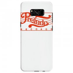 prelude records Samsung Galaxy S8 Case | Artistshot