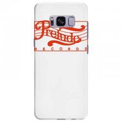 prelude records Samsung Galaxy S8 Plus Case | Artistshot