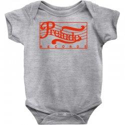 prelude records Baby Bodysuit | Artistshot