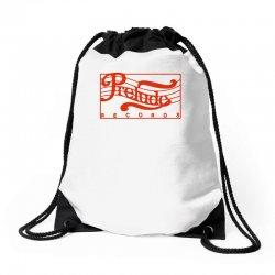 prelude records Drawstring Bags | Artistshot
