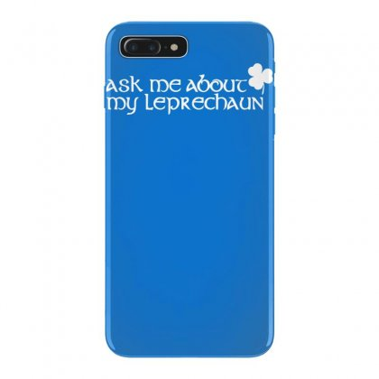 St Patricks Day Leprechaun Iphone 7 Plus Case Designed By Mdk Art