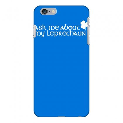 St Patricks Day Leprechaun Iphone 6 Plus/6s Plus Case Designed By Mdk Art