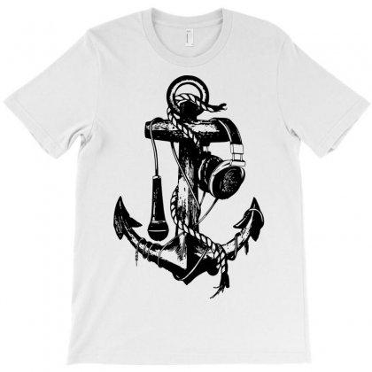 Mic Music T-shirt Designed By Sbm052017