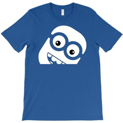 Funny Face Funny T-shirt Designed By Mdk Art