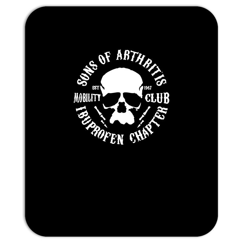 50416eca Custom Sons Of Arthritis Funny Soa Parody Mousepad By Mdk Art ...