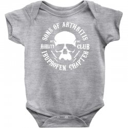 4175ef5b Custom Sons Of Arthritis Funny Soa Parody Baby Beanies By Mdk Art ...