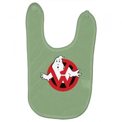 Vw Volkswagen Ghostbusters Baby Bibs