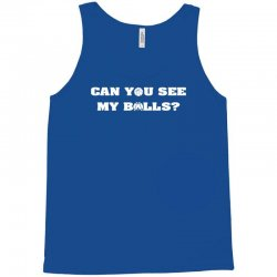can you see my balls sports football basketball Tank Top | Artistshot