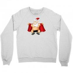 funny flashing naked nude christmas santa claus Crewneck Sweatshirt | Artistshot