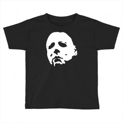 Halloween Toddler T-shirt Designed By Mdk Art