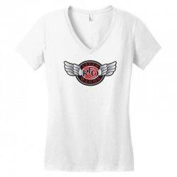 reo speedwagon Women's V-Neck T-Shirt | Artistshot