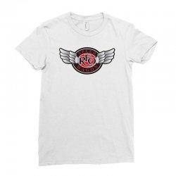 reo speedwagon Ladies Fitted T-Shirt | Artistshot