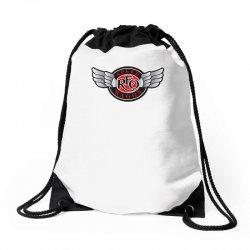 reo speedwagon Drawstring Bags | Artistshot