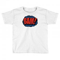 comic bam Toddler T-shirt   Artistshot