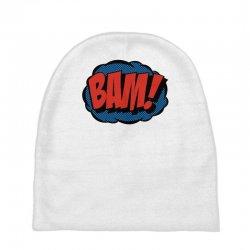 comic bam Baby Beanies   Artistshot