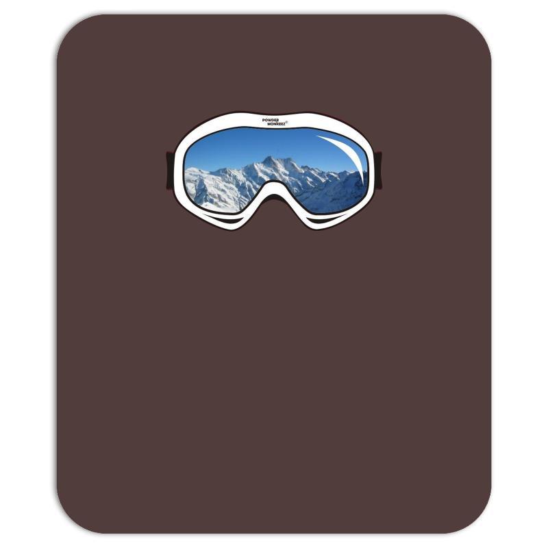 19486dc609cf8 Custom Ski Goggles Copy Mousepad By Mdk Art - Artistshot