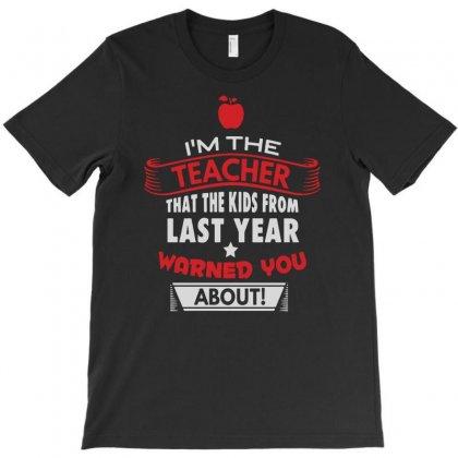 Funny Teacher T-shirt Designed By Mdk Art