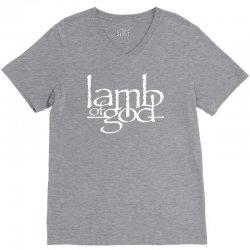 lamb of god V-Neck Tee | Artistshot