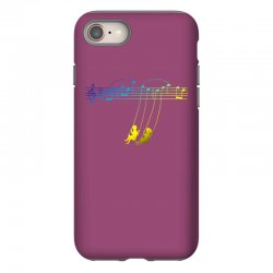 music swing iPhone 8 Case | Artistshot