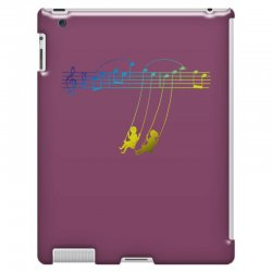 music swing iPad 3 and 4 Case | Artistshot