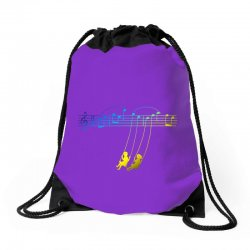 music swing Drawstring Bags | Artistshot