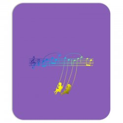 music swing Mousepad | Artistshot