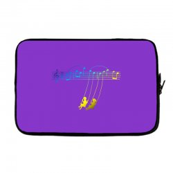 music swing Laptop sleeve | Artistshot