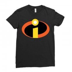 incredibles Ladies Fitted T-Shirt | Artistshot