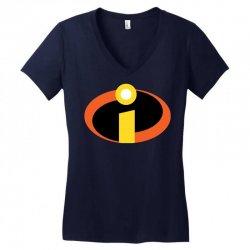 incredibles Women's V-Neck T-Shirt | Artistshot